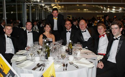 Lashings CC Charity Dinner At Lords 2012
