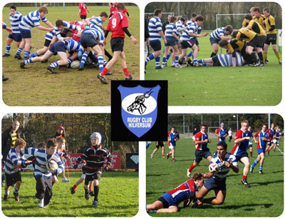 Hilversum Rugby Festival Rugby
