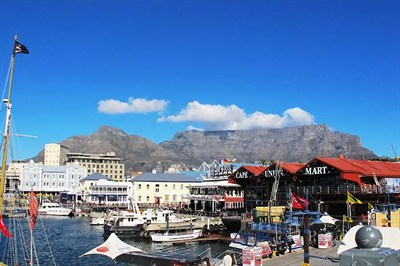 V A Waterfront Cape Town