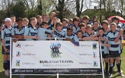 Bedford Junior Blues RFC U13 Rugby Tour To The Bognor Junior Rugby Festival 2011