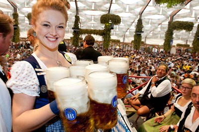 Try A Stein Of The Local Brew