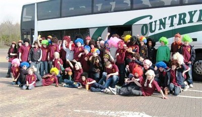 Horsham RFC U12 & U13 - Rugby Tour to Hilversum Rugby Tournament in Holland 2010