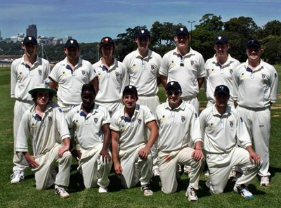 Liverpool University CC - Cricket Tour to Australia 2010