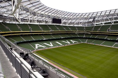 Have A Stadium Tour Of The Aviva Stadium Home Of Irish Rugby