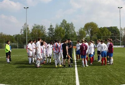 Porthcawl Town FC U19 - Football tour to Amsterdam 2009