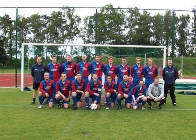 Bushell Athletic FC - Football Tour to Belgium 2009
