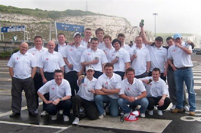Lurcher FC - Football Tour to Cologne 2009