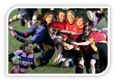 Girls Rugby Festival 2013