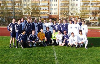Old Harrovian FC - Football Tour to Berlin 2009