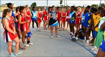 Dubai College - Netball Tour to Barbados 2013
