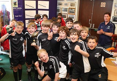 Colchester RFC U11 Rugby Tour To The Bognor Mini Festival 2010