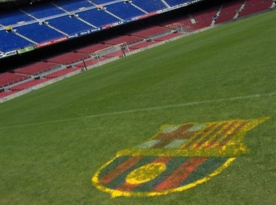 The Nou Camp Stadium Tour Barcelona