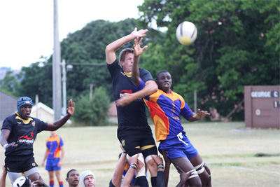 Junior Rugby In South Africa