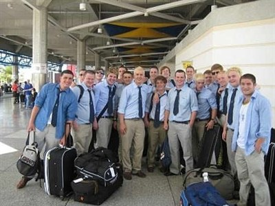 Sheffield University Cricket at Airport