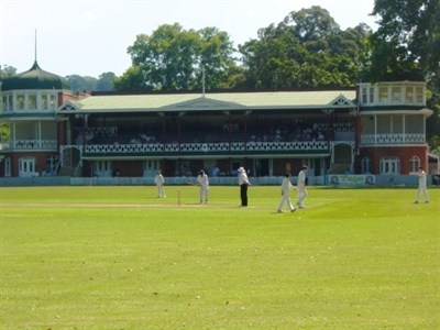South Africa Cricket Ground