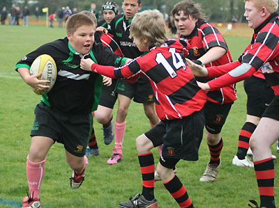 The Bounemouth Rmini Rugby Festival