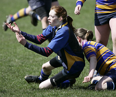 Worthing Girls Rugby Festival