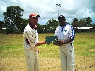 Winterbourne CC tour to Barbados presentation