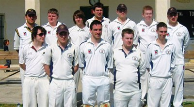 Essington & Wyrley CC Team Photo Malta