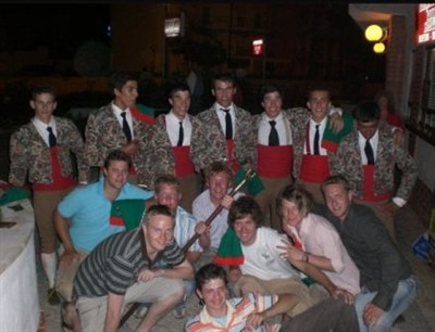 University of Southampton Cricket Portugal Team