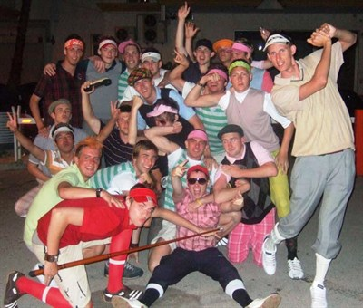University of Stirling FC - Football Tour to Portugal 2007