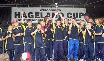 Hageland Cup Youth Football Tournament