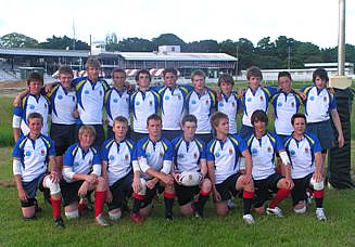 Ryde School Rugby Team Barbados