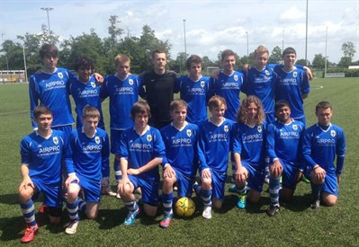 Celts FC U16's - Football Tour to Holland 2013