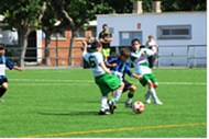 The Primavera Cup Football Tournament In Spain