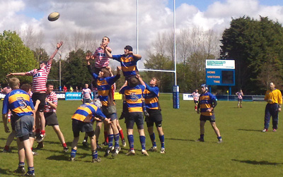 Worthing Junior Rugby Festival