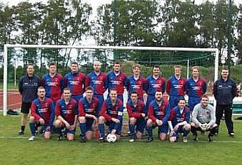 Team Photo Bushell Athletic