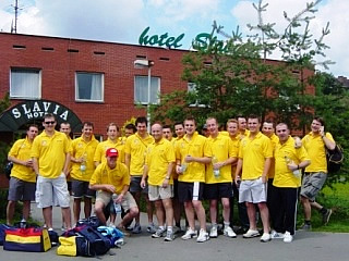 Upermill FC Team Shot Prague