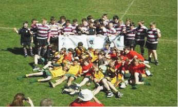 South Caosst Junior Rugby Festivals