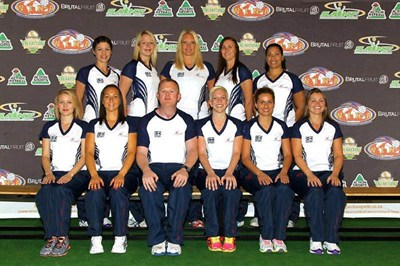 England Indoor Netball Association Open Age Netball Tour To South Africa 2013