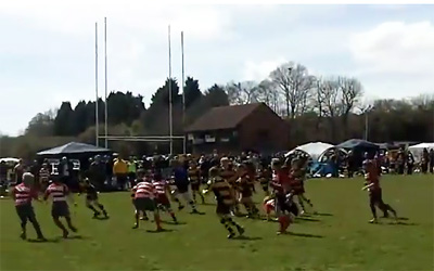 Uckfield RFC Mini Rugby Festival