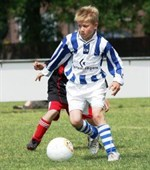 Youth Football Tournament in Holland