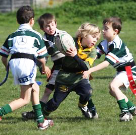 The Bognor Mini Rugby Festival 2010