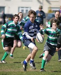 Bognor Junior Festival 2010 Action