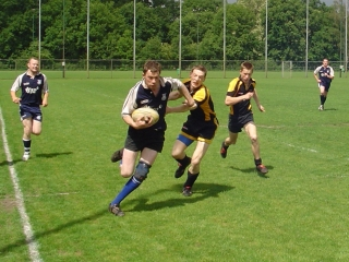 Llandrindod Wells RFC Game Netherlands