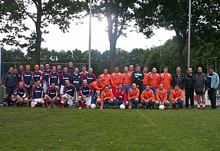 Teamphoto Tydd St Mary FC Cologne