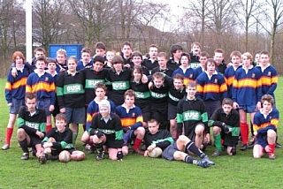 Ryde School Rugby Holland Team