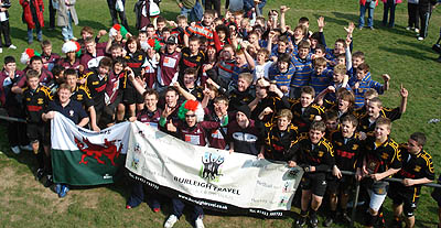 Fantastic Rugby Festivals For Children