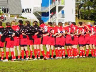 Saracens RFC New Zealand Line Up