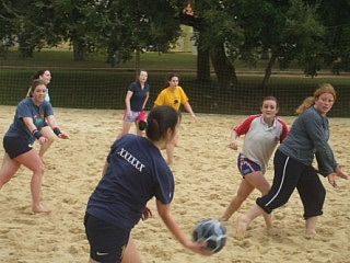 Oxford Uni Women's Rugby Portugal
