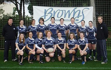 Oxford Uni WRFC Team Portugal