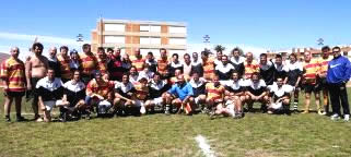 Blandford RFC Spain Team