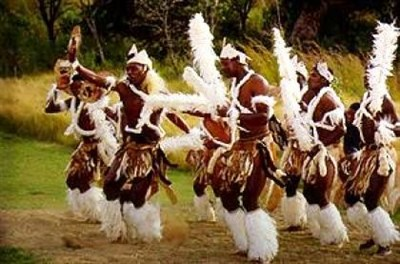 REME RFC South Africa Zulu Dancers