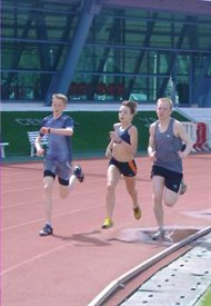 Training Camps For Athletics Clubs