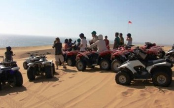 Datchworth RFC Quad Biking South Africa