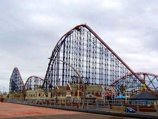 Blackpool Pleasure Beach Clarendon AFC